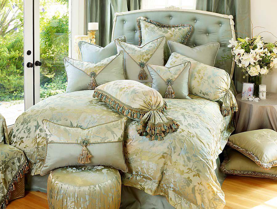 Как сшить подушки на кровать 874